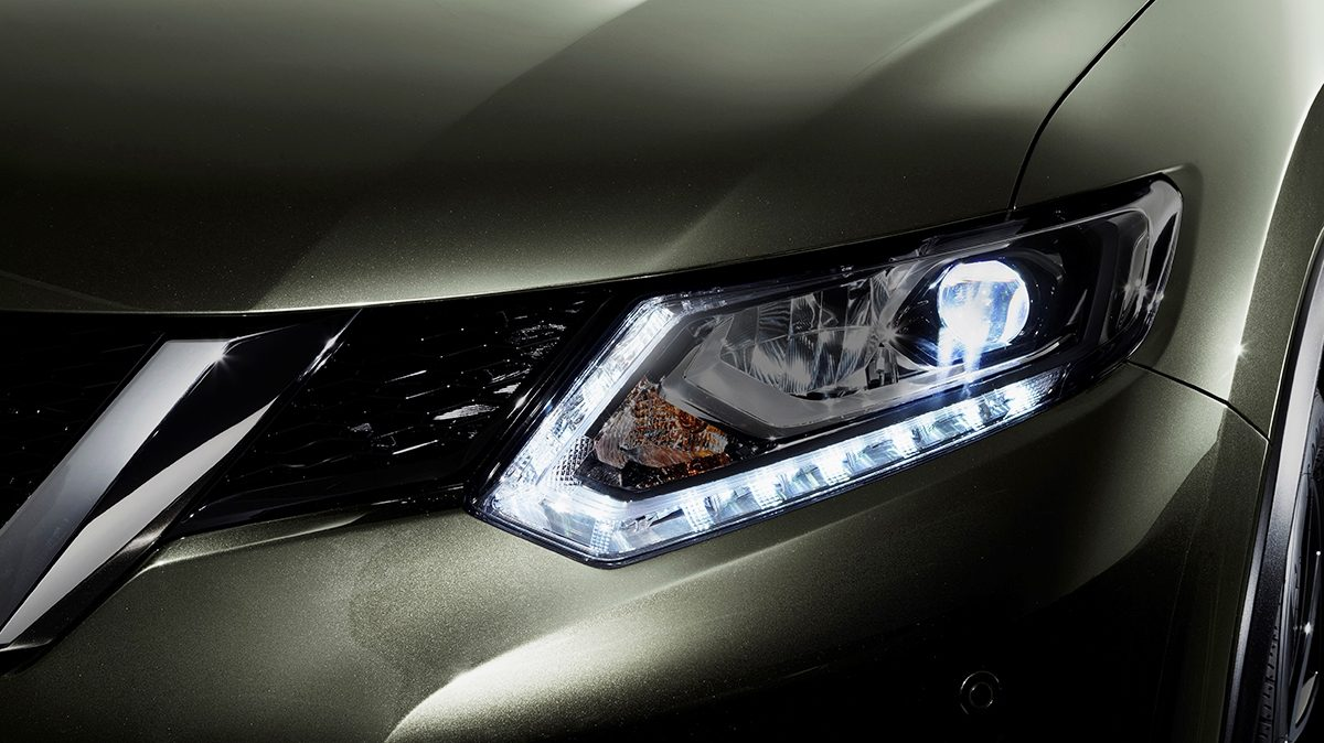 X-Trail Faros LED