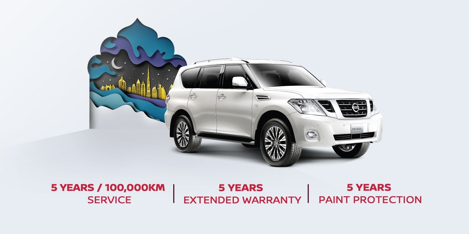 Nissan Ramadan Patrol Offer