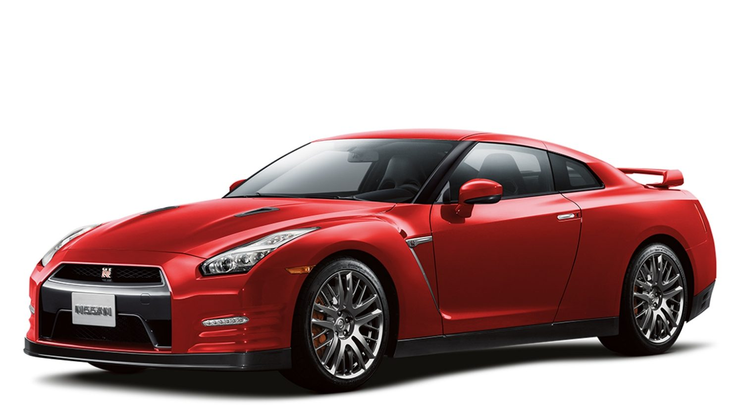 The New Nissan GT-R