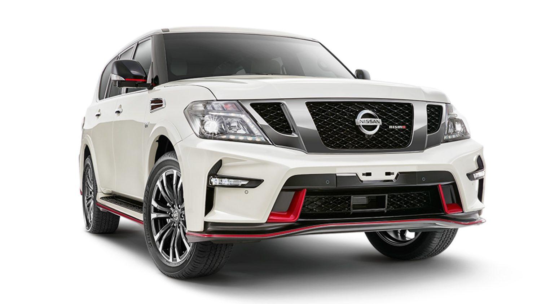 Patrol Nismo Offers Nissan Uae Official Dubai