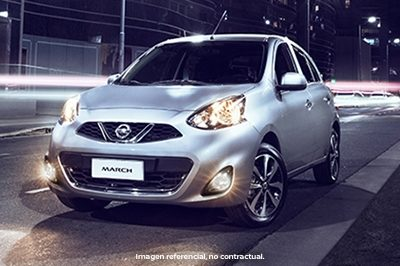 Nissan Plan de Ahorro - March