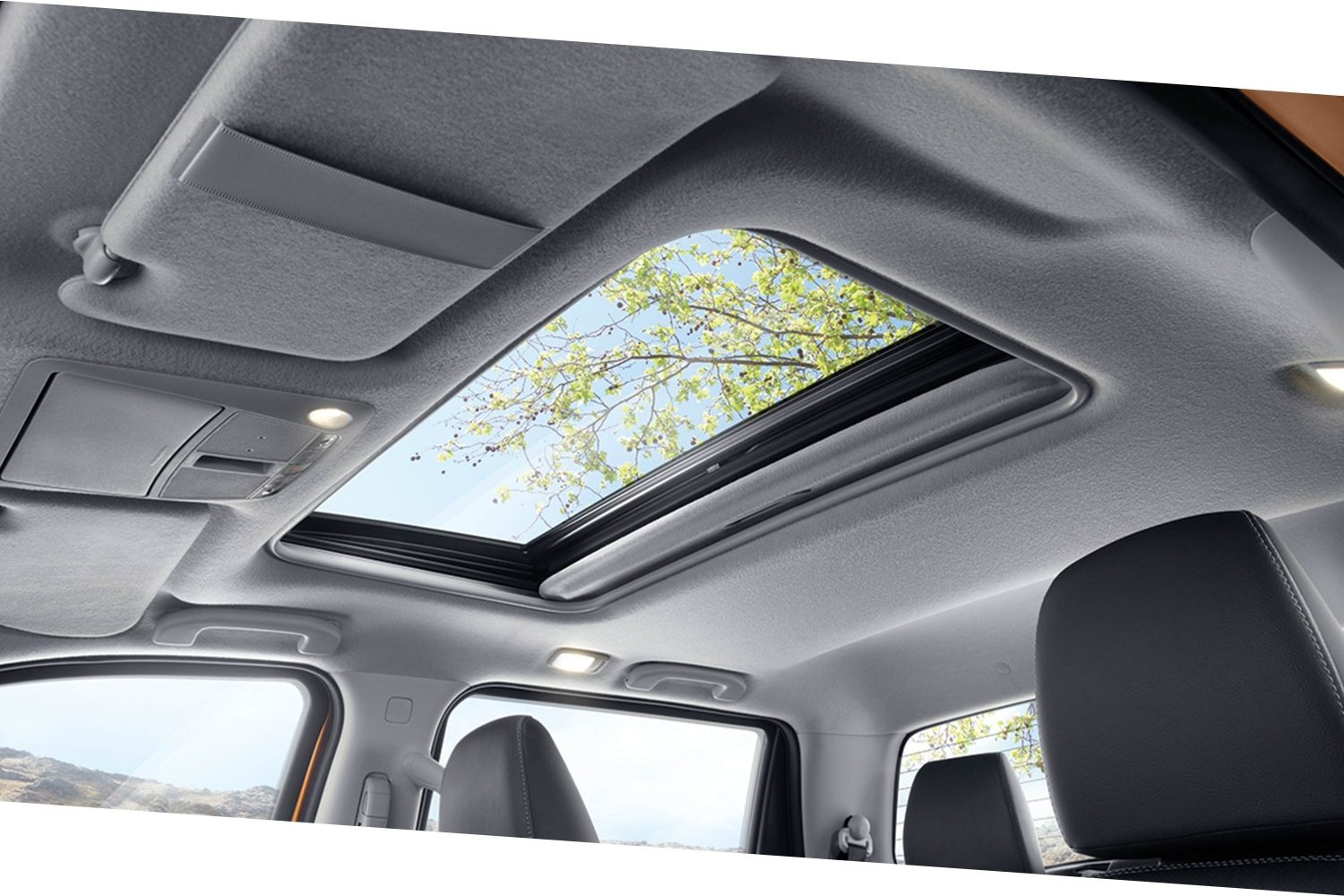 Nissan Frontier - Sunroof