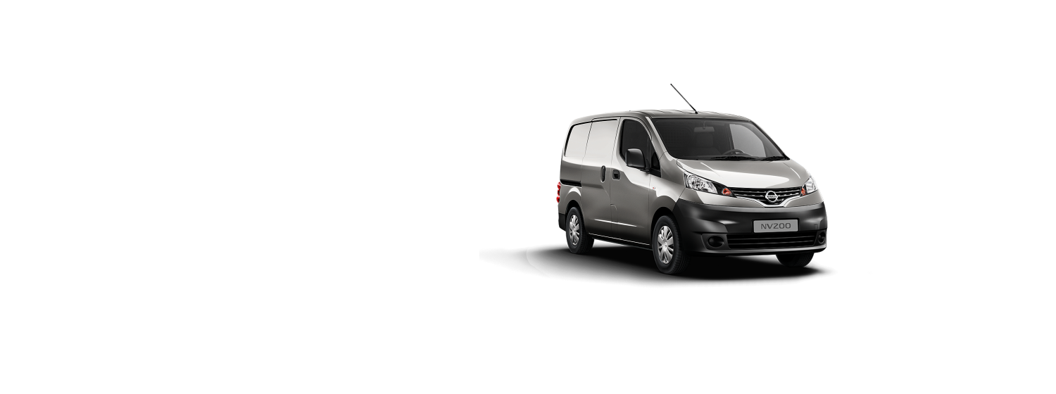 Nissan NV200 - Dark Grey