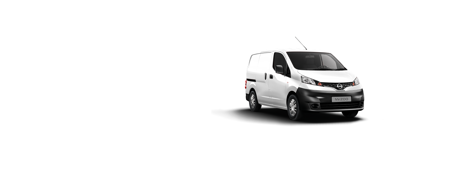 Nissan NV200 - White
