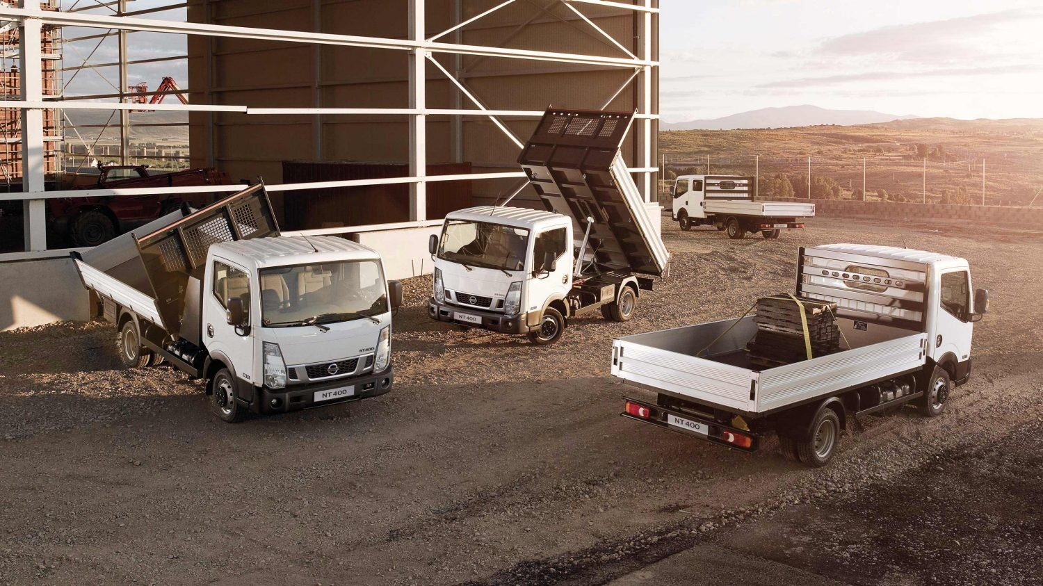 NISSAN NT400 – BUSINESS READY-Programm
