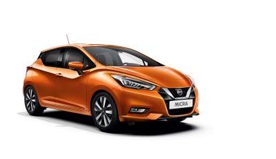Acties Nissan MICRA