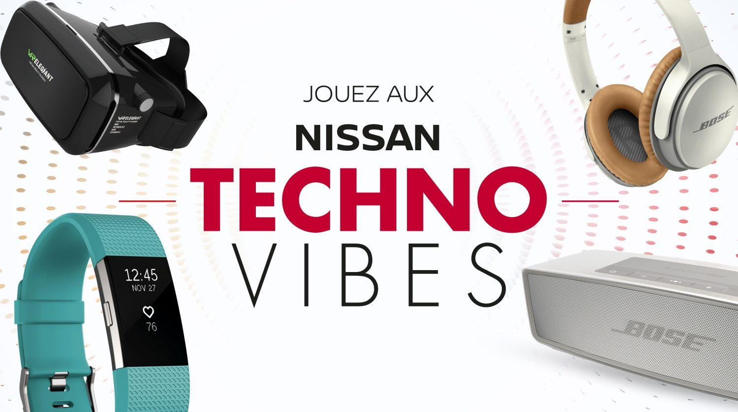 Nissan Techno Vibes