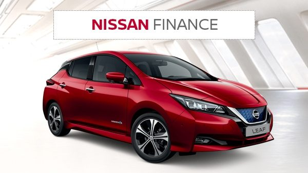 Nissan Finance - LEAF