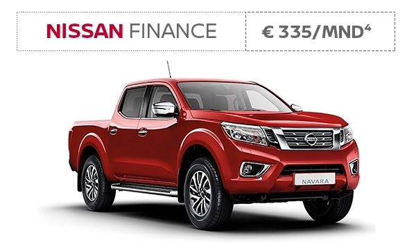 Navara - Nissan Business Finance