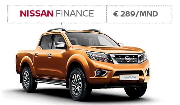 Nissan Finance Navara