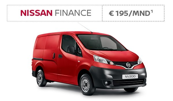 NV200 - Nissan Business Finance