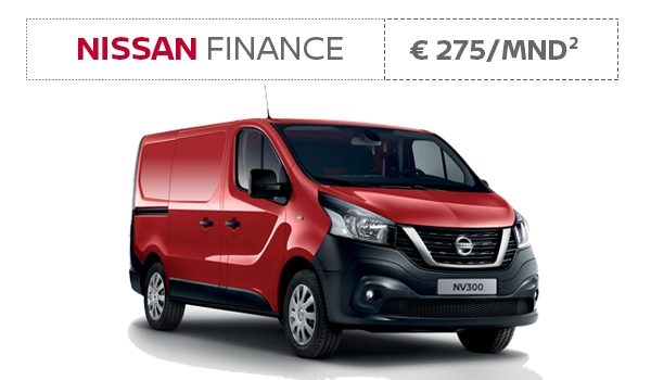 NV300 - Nissan Business Finance