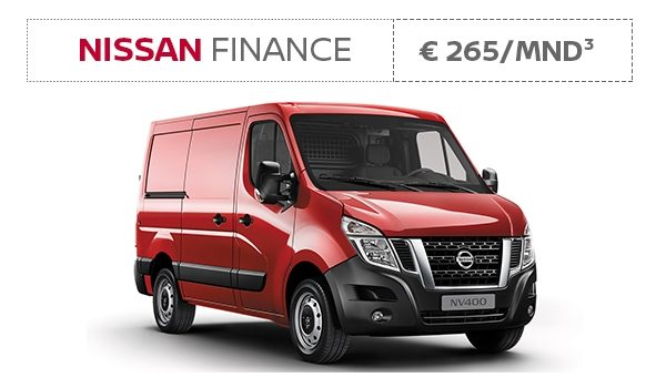 NV400 - Nissan Business Finance