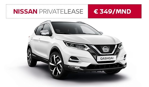 Nissan Private Lease QASHQAI