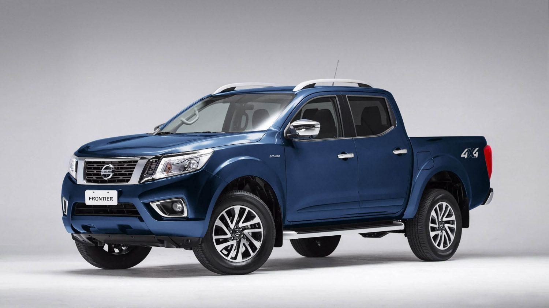 Caracteristicas Frontier Nissan Argentina