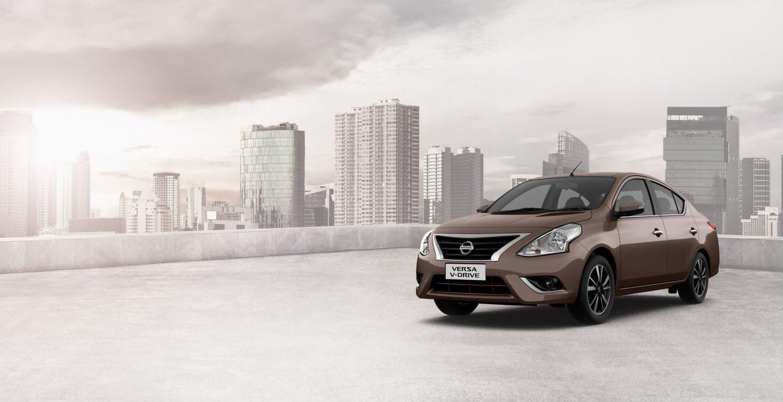 Nissan Versa V Drive