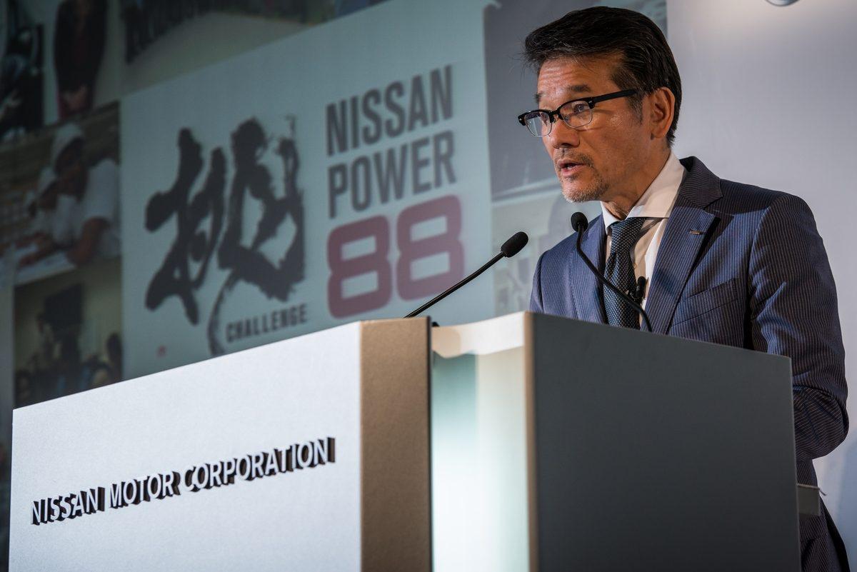 Nissan reporta resultados dos nove primeiros meses do ano fiscal 2016