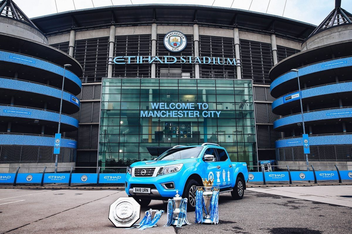 Nissan e City Football Group ampliam parceira mundial