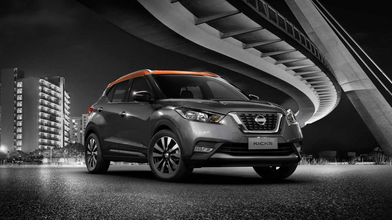 A iCarros mostra o atrevimento do Nissan Kicks