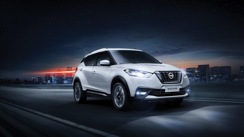 Segundo a Car and Driver, o Nissan Kicks é o SUV mais completo