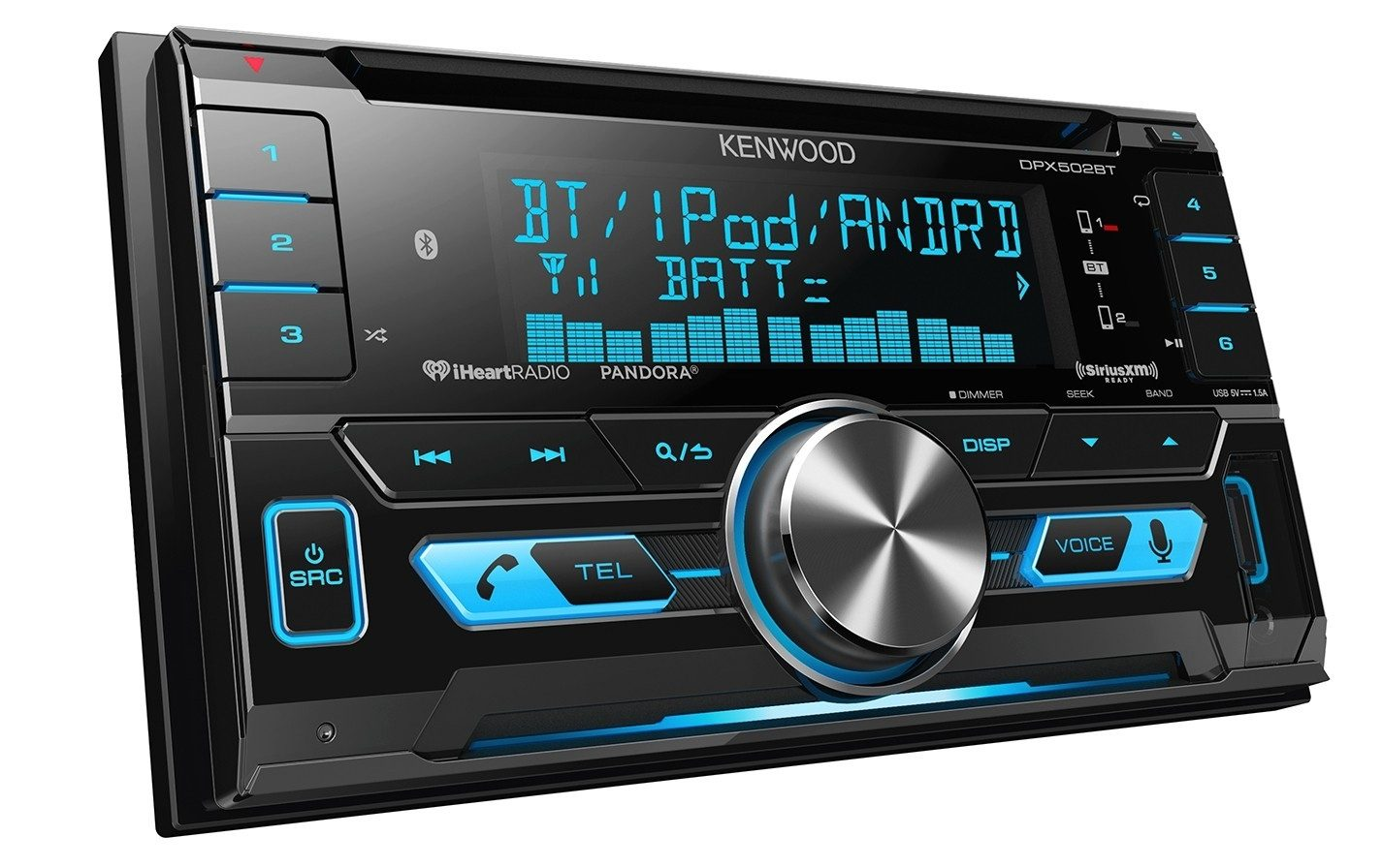 CD player Kenwood DPX502BT