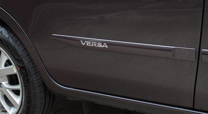 Friso de porta pintado na cor do veículo