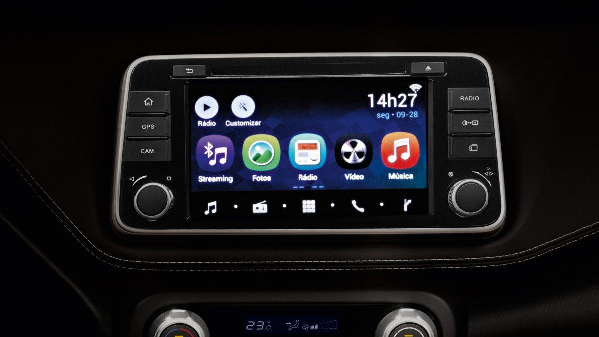 Nissan Multi-App