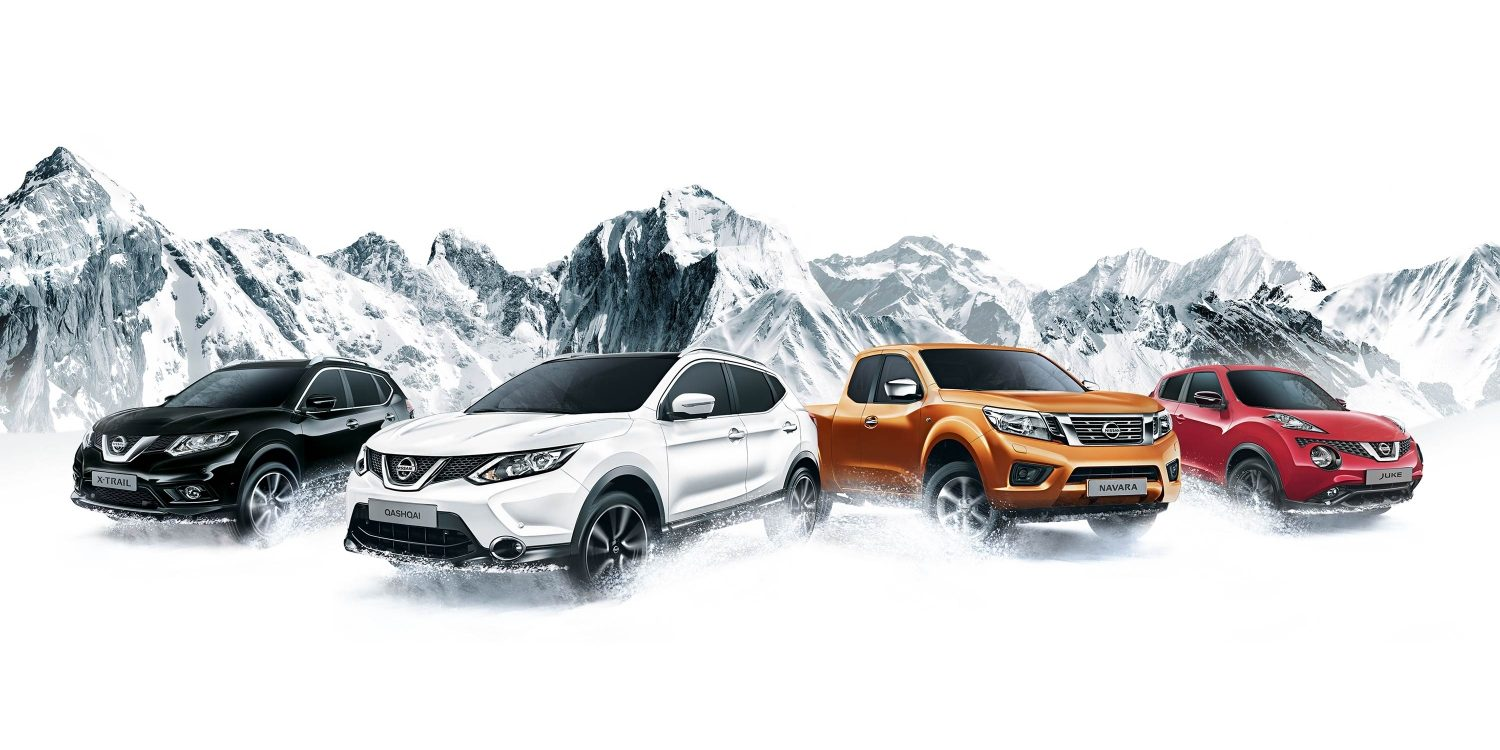 FORMATION HIVERNALE NISSAN