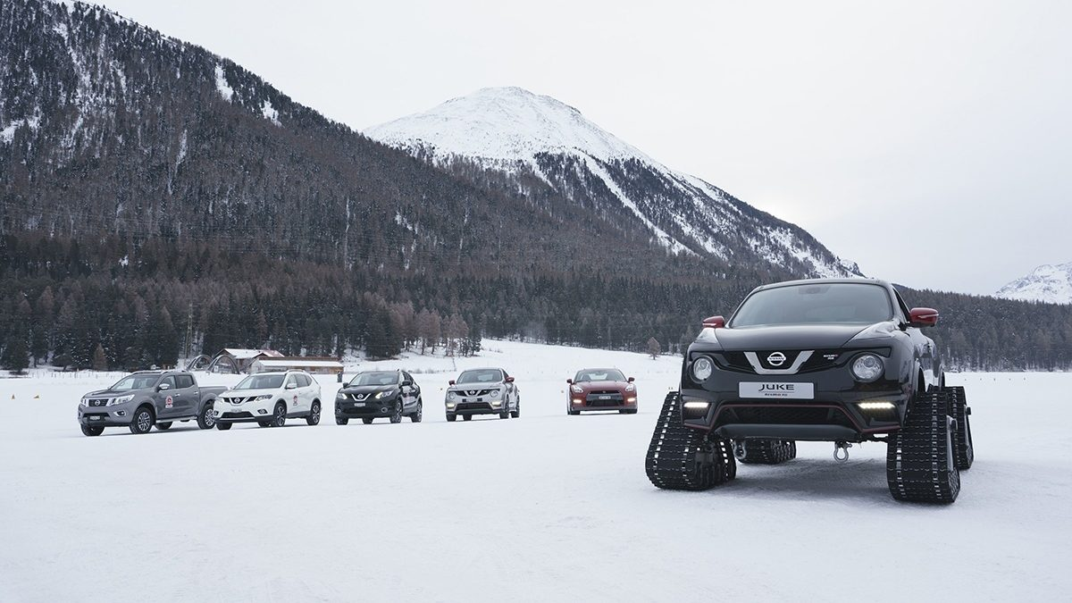 NISSAN Formation hivernale