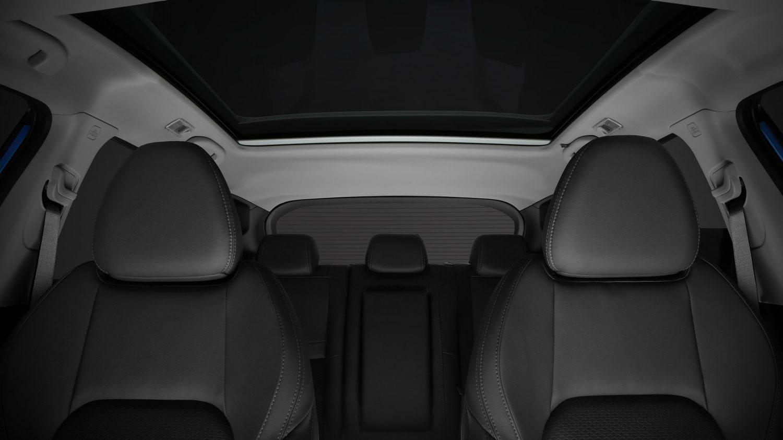 Nissan Qashqai -Diseño interior
