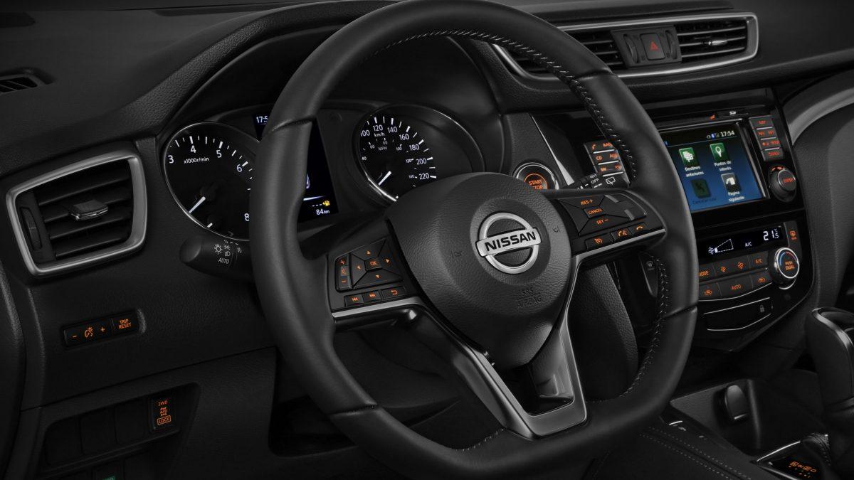 Nissan Qashqai -Volante en D