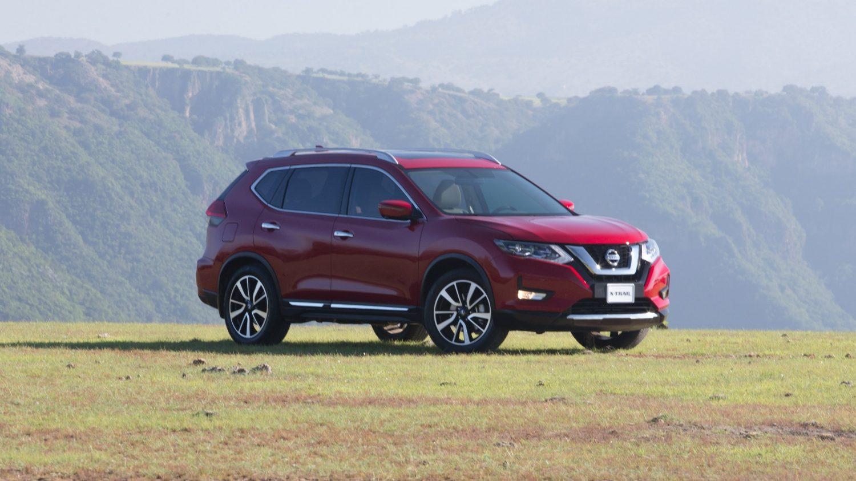 Nissan X-Trail Crece con tu aventura