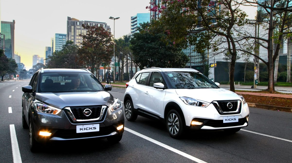 Nissan Kicks Colombia