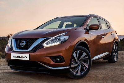 Nissan Murano llega a Colombia