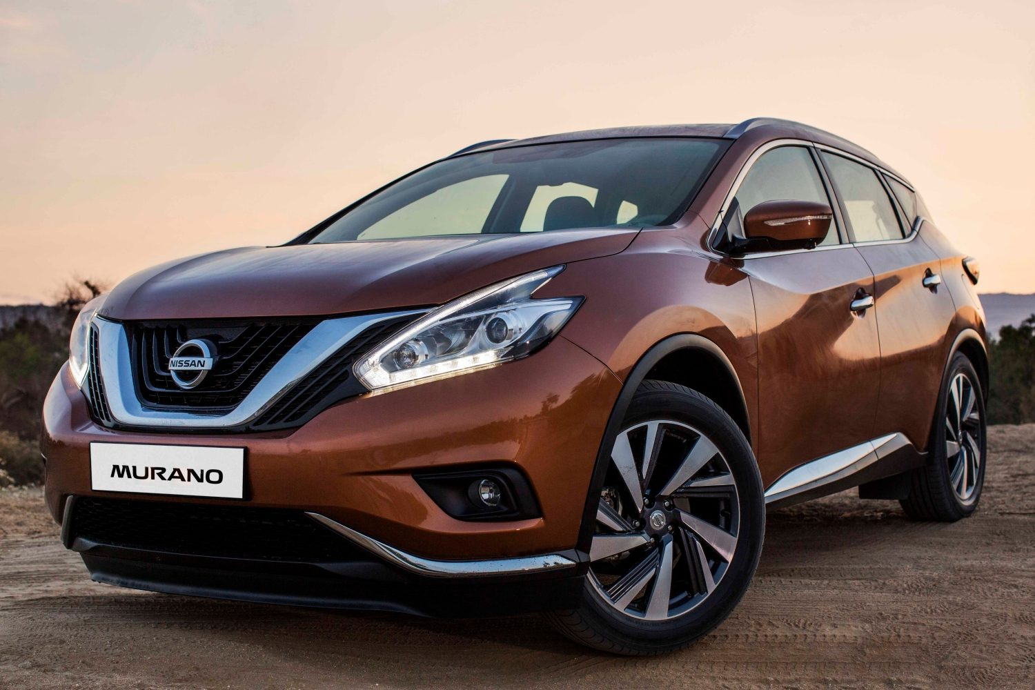All New Nissan Murano