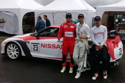 Equipo Nissan