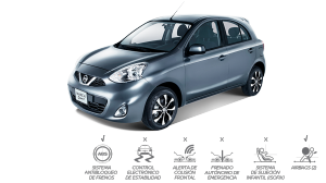 Nissan March Connect