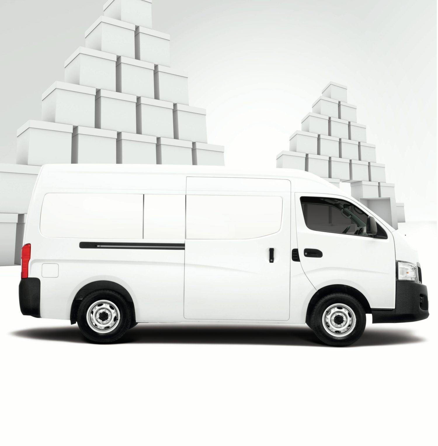 Urvan Vans Nissan Colombia