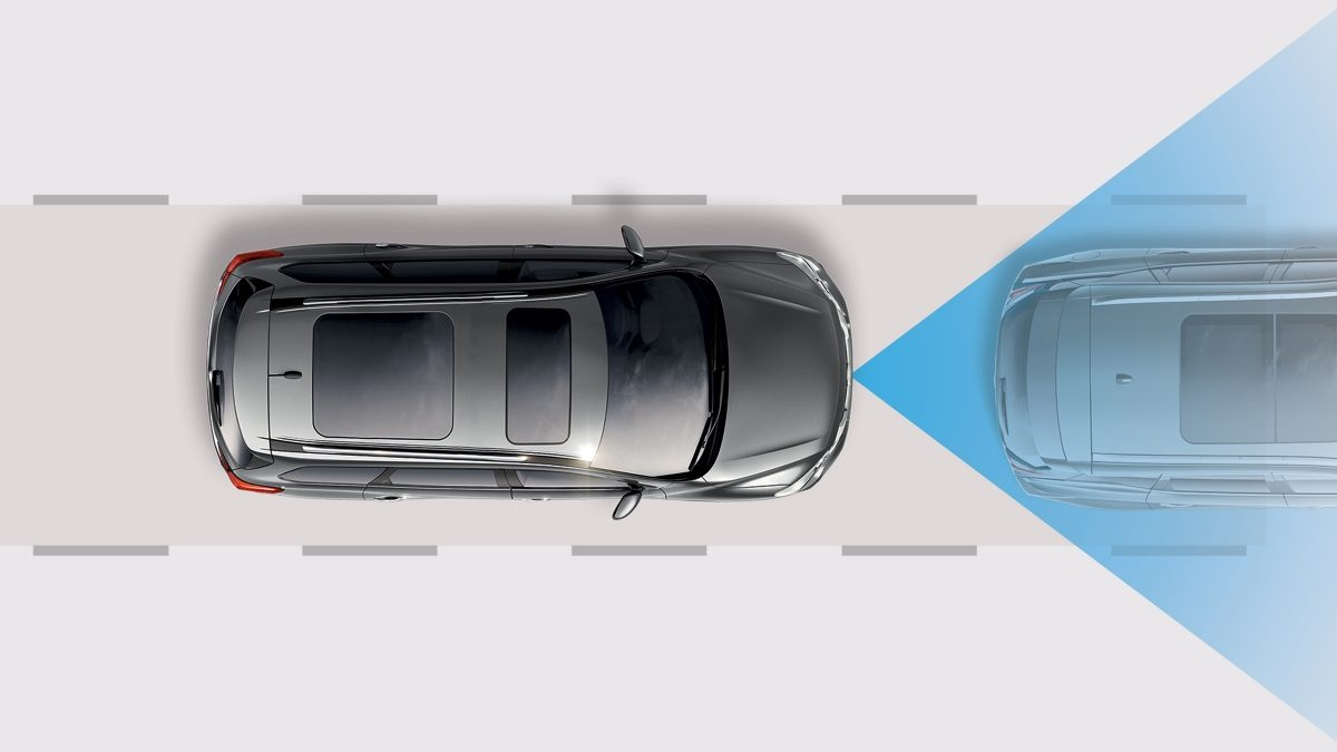 Intelligent Forward Emergency Braking (FEB)