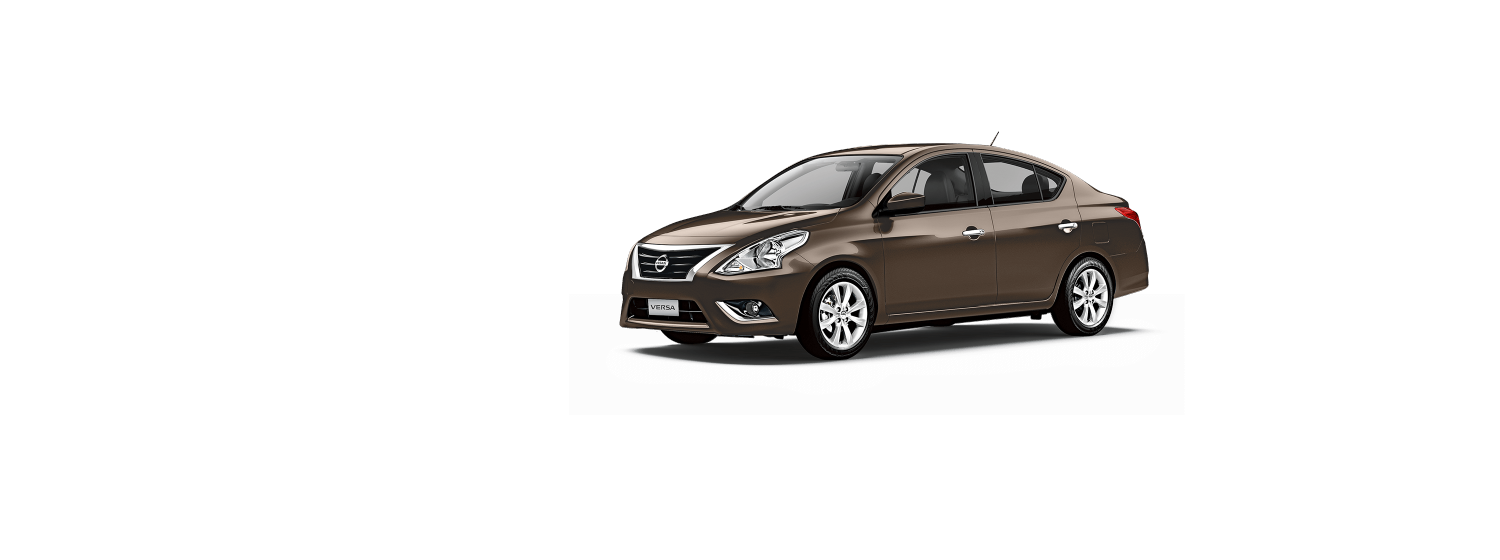 Nissan Versa Gris Brown