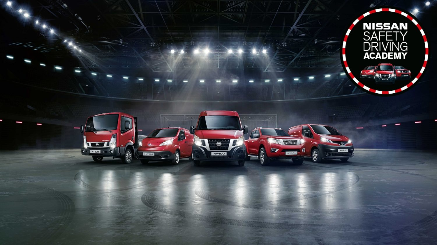 NISSAN Safety Academy
