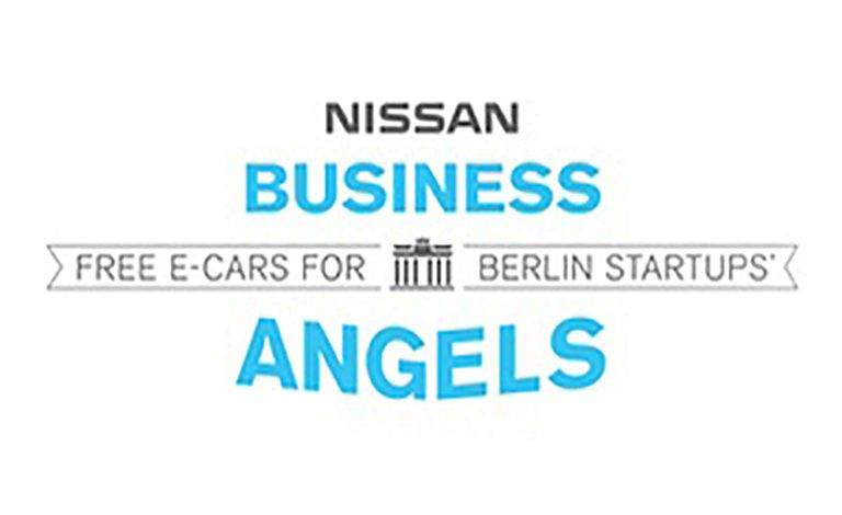nissan business angels logo