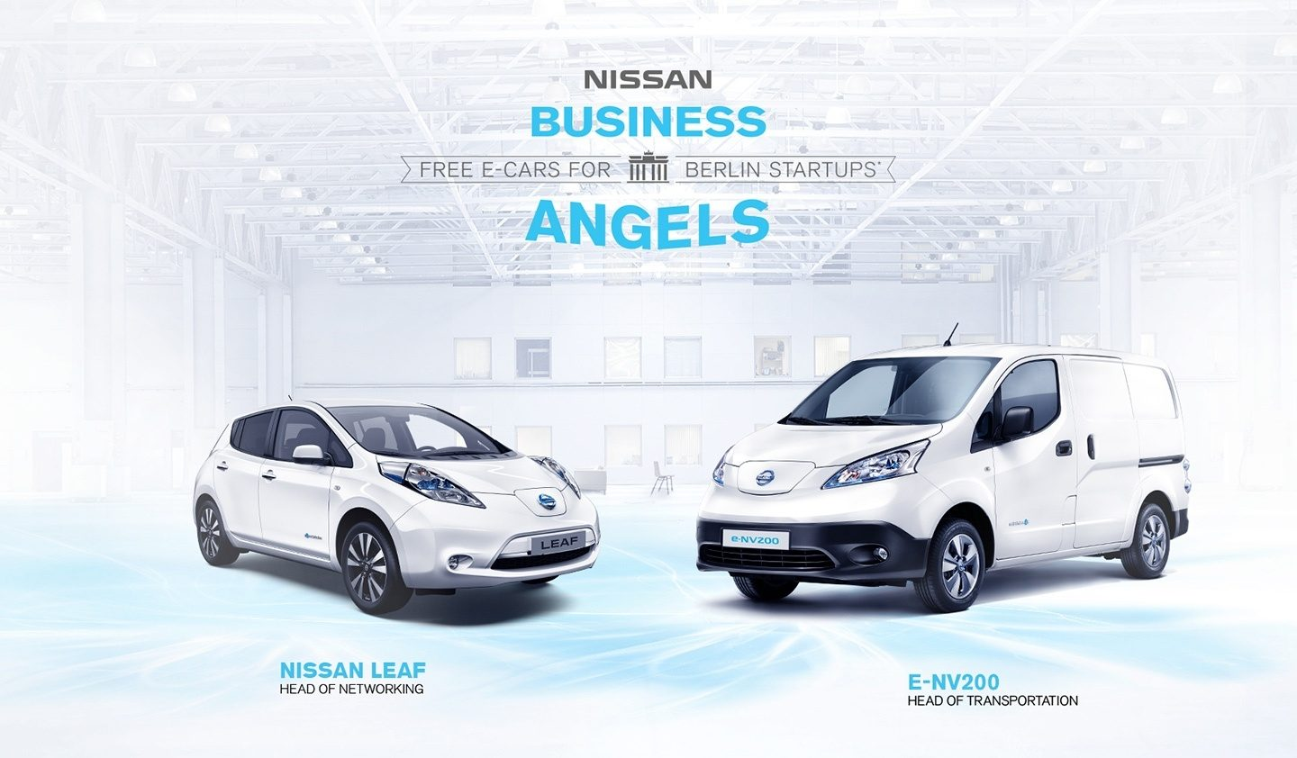 NISSAN Business Angels