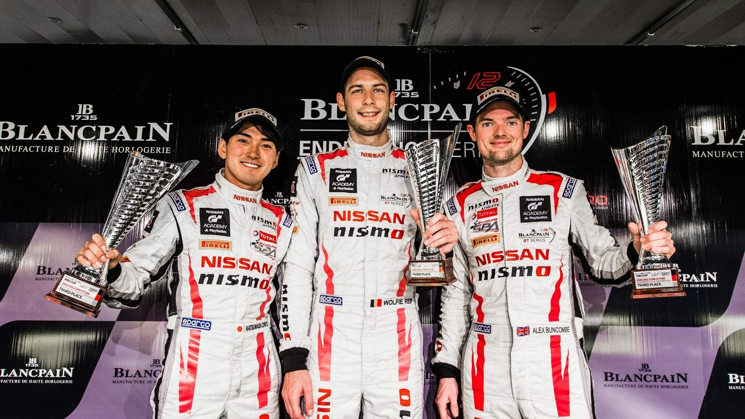 NISSAN Experience – Compétition – GT Masters