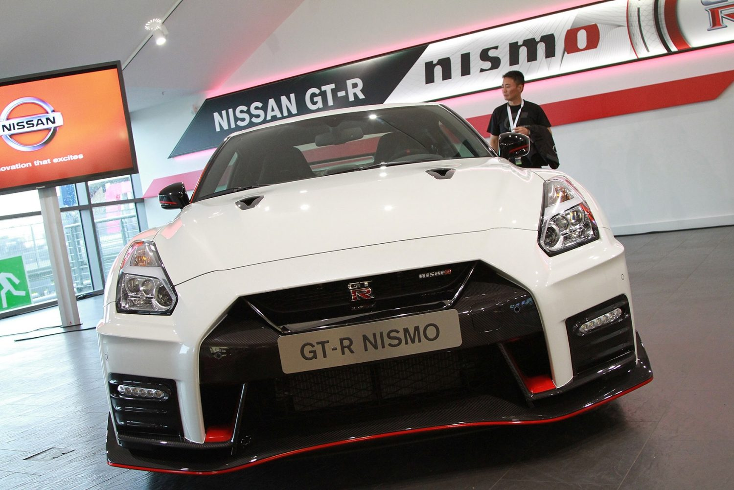 NISMO Showroom Nürburgring