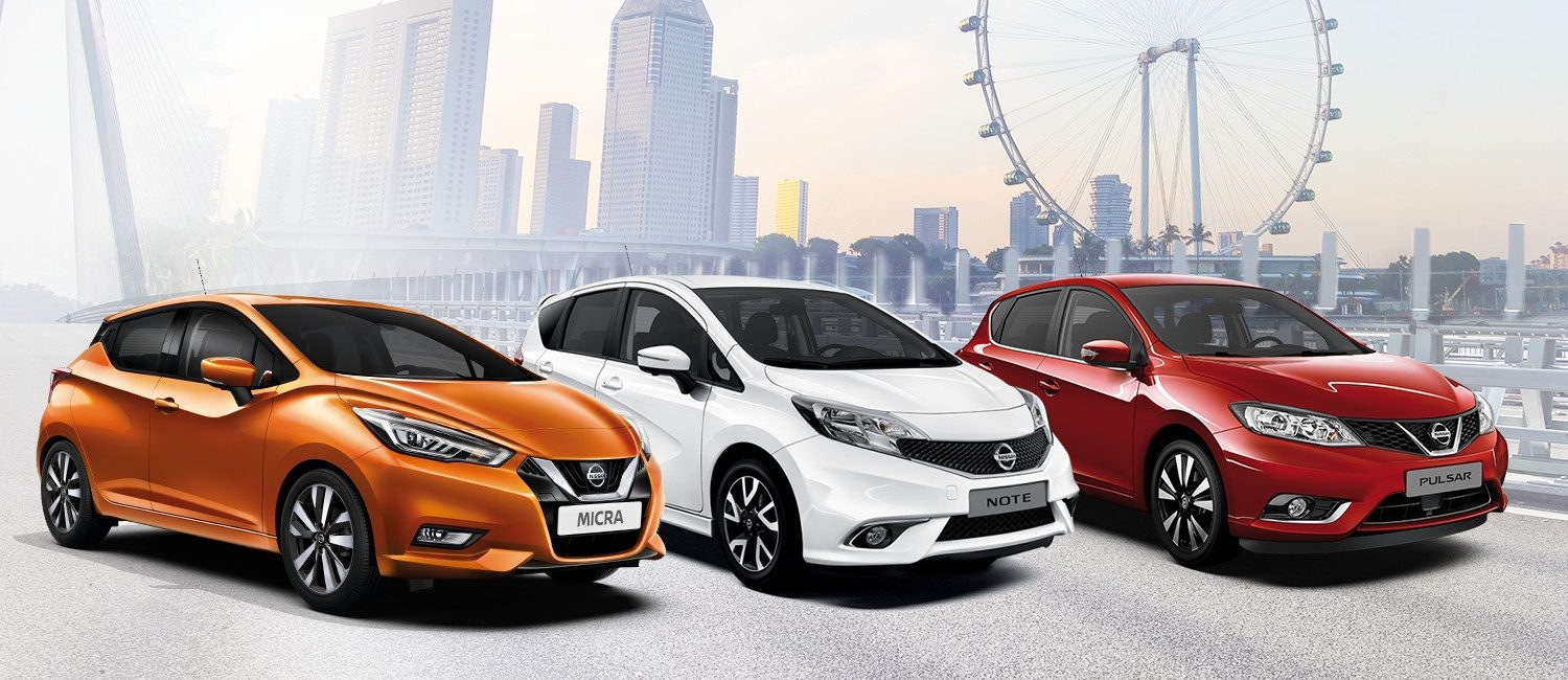 NISSAN CITY CARS