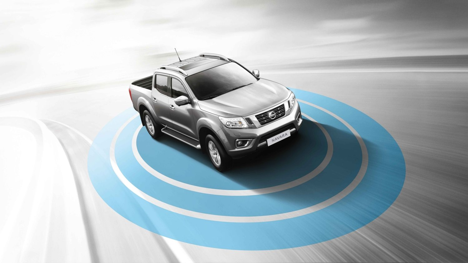 NISSAN NAVARA – NISSAN Safety Shield