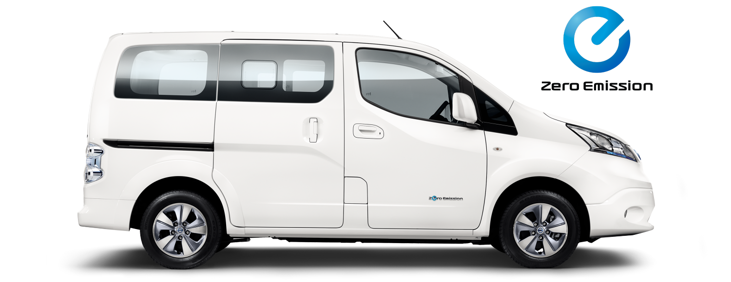 Nissan&#x20&#x3b;e-NV200&#x20&#x3b;Evalia&#x20&#x3b;-&#x20&#x3b;Side&#x20&#x3b;view