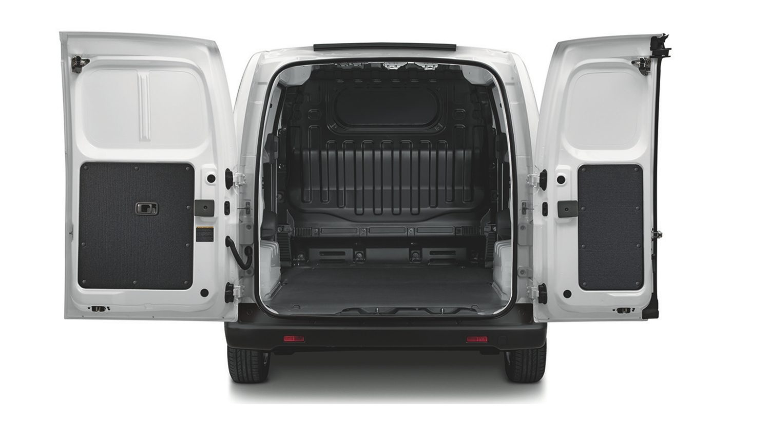 e-nv200 back opened 2 doors