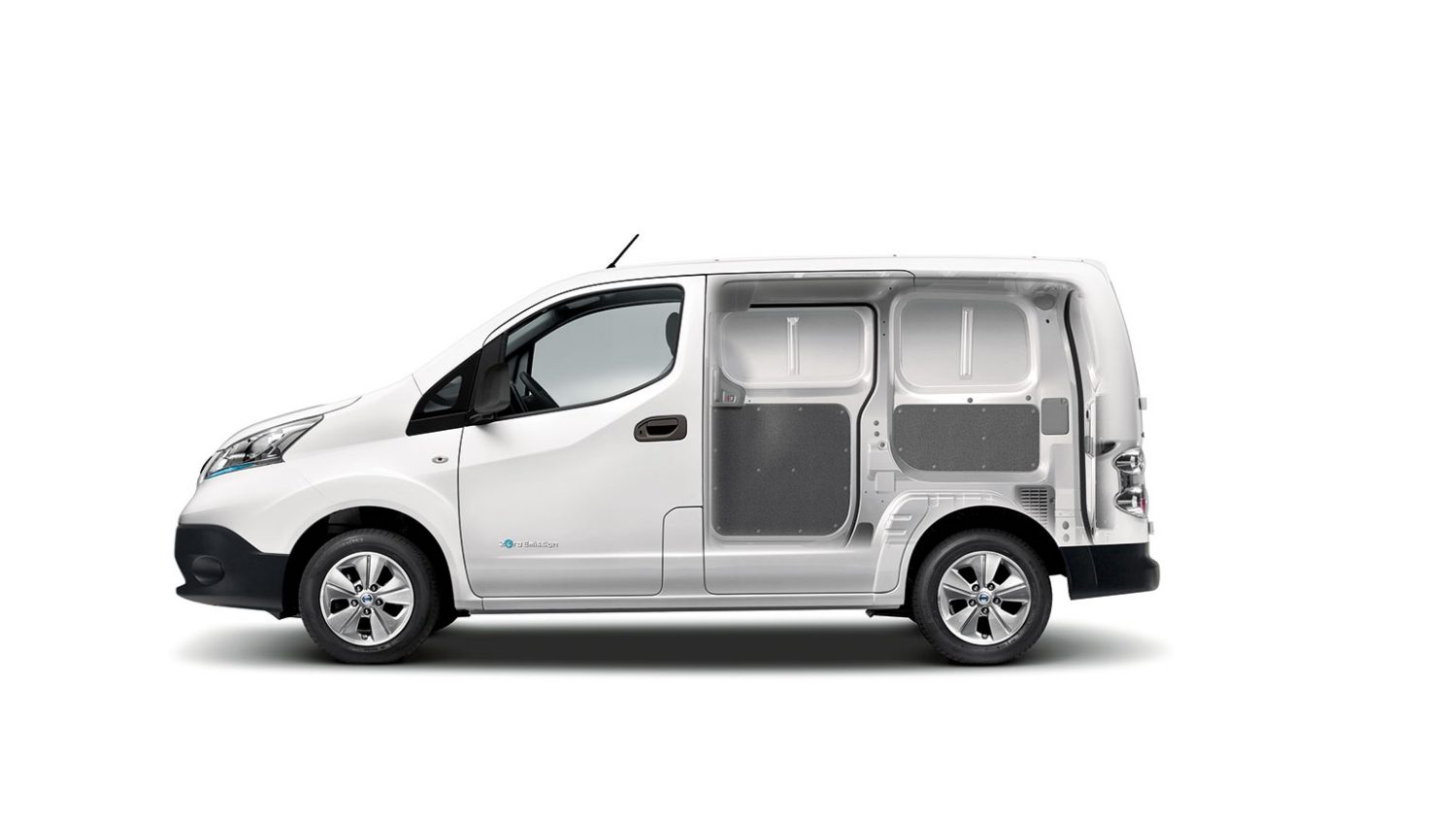 e-NV200 side open seatless